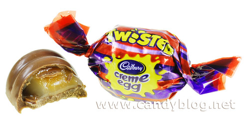 Cadbury Twisted Creme Egg