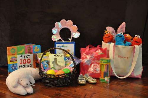 EBD's 2012 easter basket