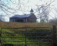 Old Stratford Academy,Second Elk Creek Academy, Alleghany County