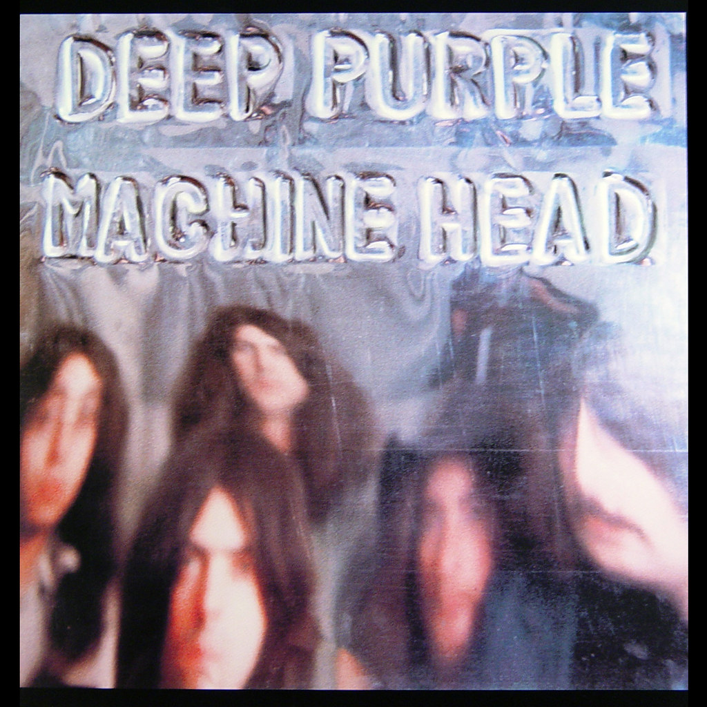 Machine Head Lp Cover Art