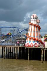 Clacton-on-Sea pier