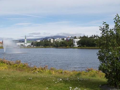 Reykjavik, Tjörnin
