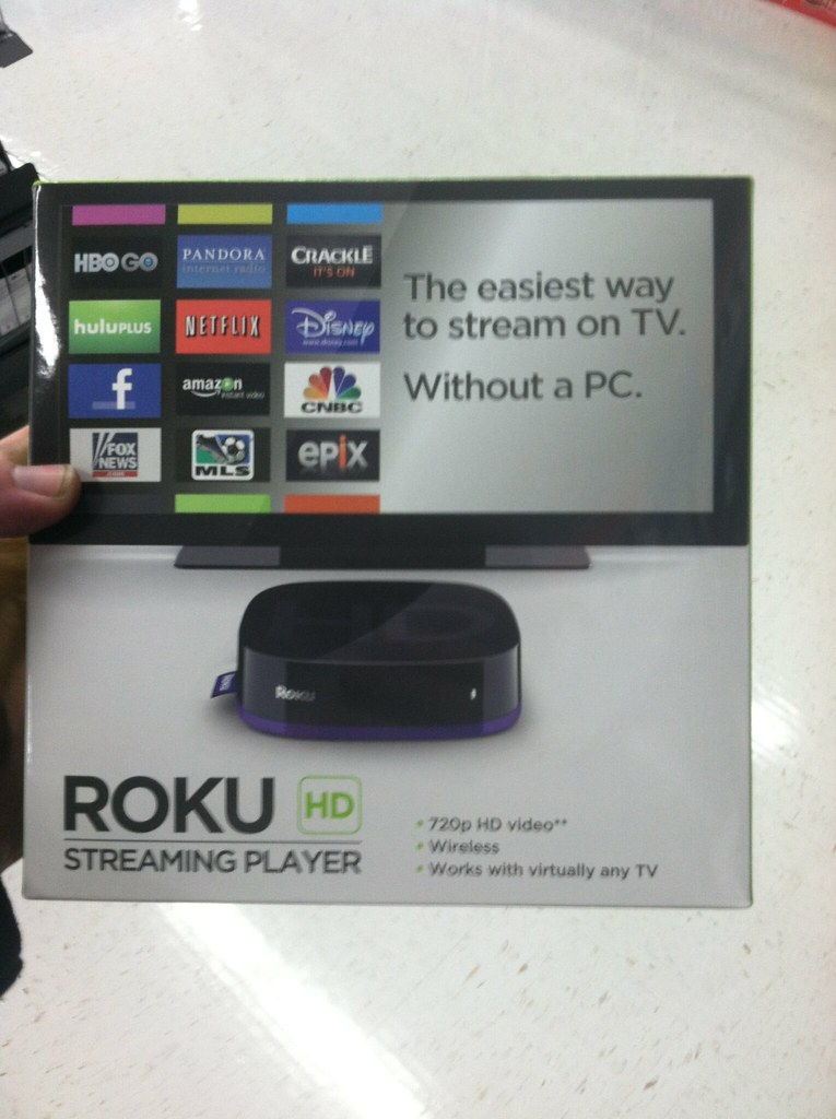 Roku Box: Roku's At Walmart
