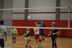 Intramural Volleyball | Spring 2012