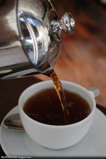 Hyatt Regency Shatin - Tea