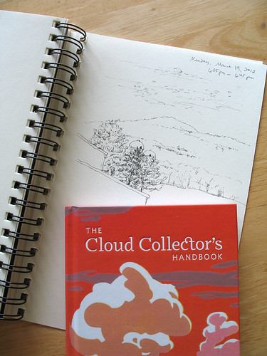 Cloud Collector's Handbook and Sketch