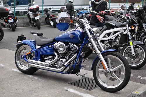 2011 Harley-Davidson FXCWC Rocker C