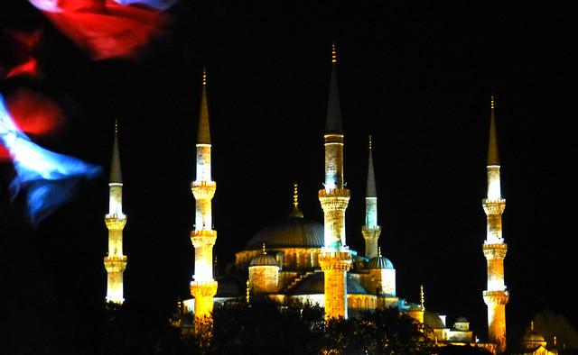 Istanbul - avril 2012 - jour 1 - 041 - Sultanahmet Camii