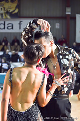 Baile deportivo (Campeonato Gallego)