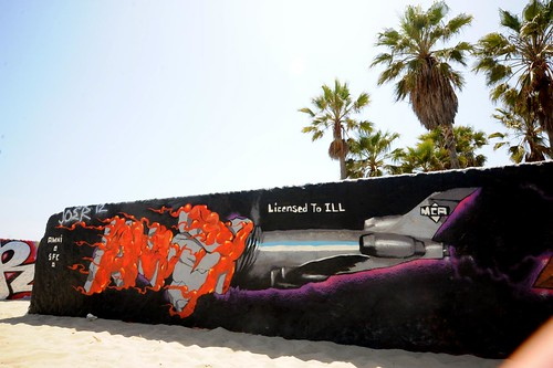 "Adam ""MCA"" Yauch Venice Beach"