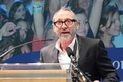 Alain M. Pacherie, fondateur du Cirque Phénix