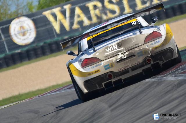 BMW Z4 GT3 - BMW Team Schubert 20