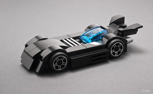 SWS Test Car / the Batmobile  –  Day 3