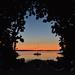 Sandhamn, midsummer, midnight