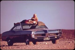 1967 Pontiac Ventura - May 1972 [Public Domain]