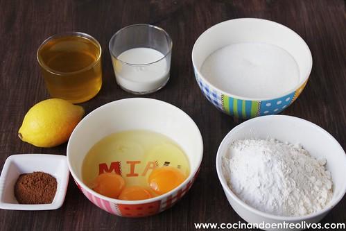 Magdalenas de limón y canela www.cocinandoentreolivos (1)