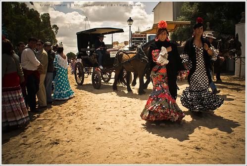 Sabado en el Rocio 2013 - Momentos de fresco marismeño by Sansa - Factor Humano