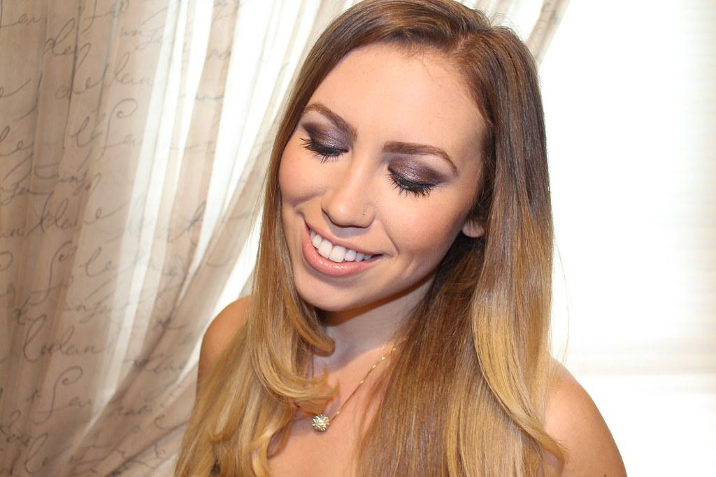 Living After Midnite-Jackie Giardina-mark. Makeup Monday: Smokey Eye