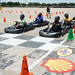 Go-Kart challenge on the Houston circuit