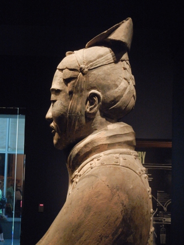 DSCN6625 - Terracotta Warriors Exhibit, San Francisco Asian Art Museum, May 2013