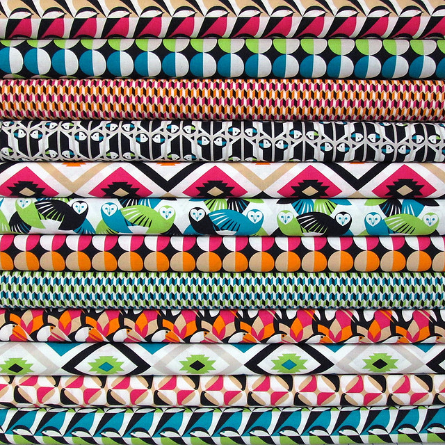 Mixteca for Friday's Fabric Giveaway!