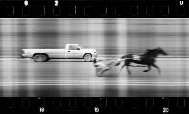 Horsepower versus horsepower