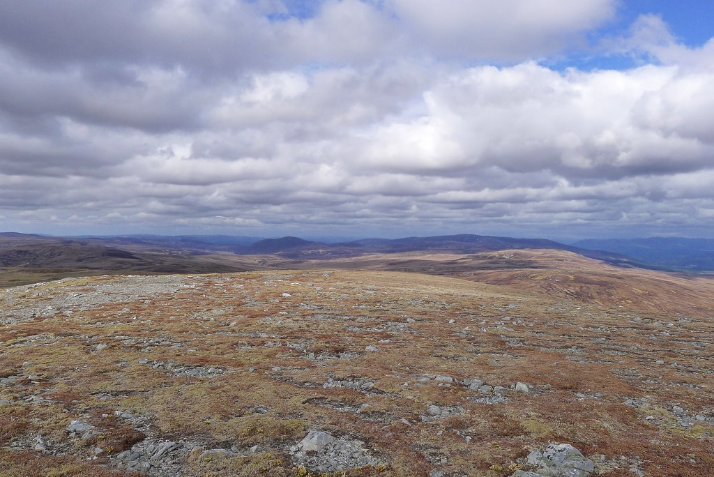 Towards Aviemore