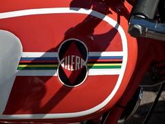 1961 Gilera motor cycle