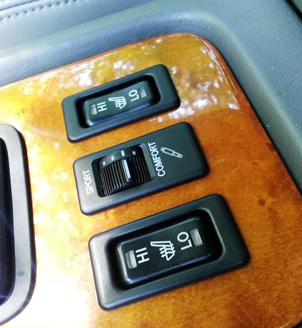 Heated Seat Switch Wiring    Diagram  Matrix Project