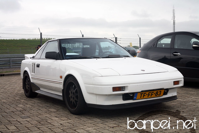JAF2013: Toyota MR2 AW11