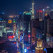 Nanjing Road / Oriental Pearl Tower by Sandro Bisaro