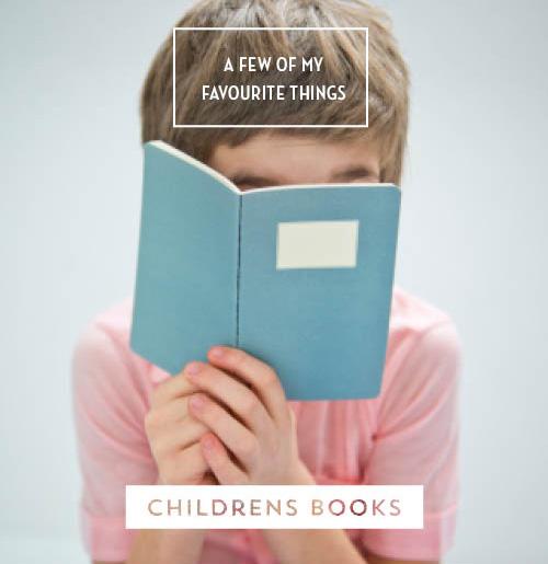 FewOfMyFavourites_ChildrensBooks