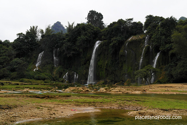 detian waterfall vietnam