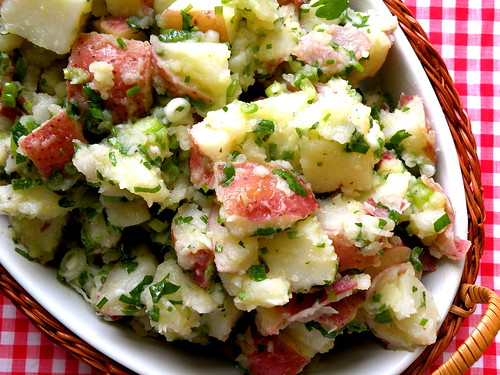 Mrs. Fields Secrets Greek-Style Potato Salad