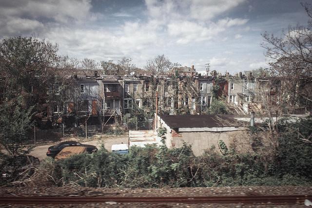 貧民窟|Philadelphia
