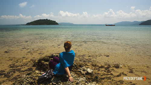 Bamboo Island - Sihanoukville - Kambodża