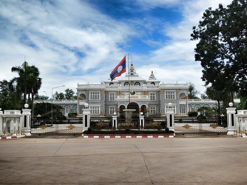 Regierungspalast Vientiane