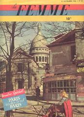 lafemme n23 1945