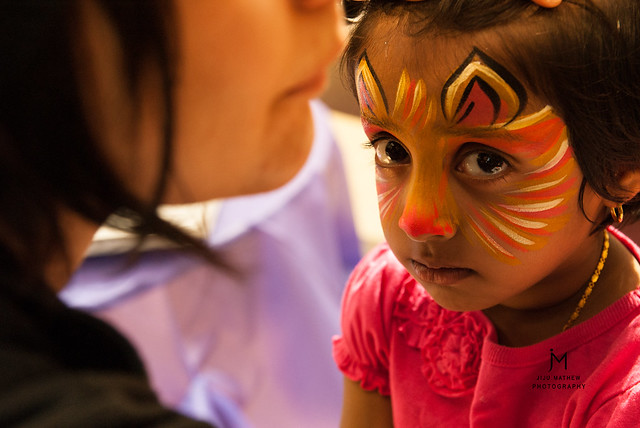 Face Painting Zoo Animals http://www.flickr.com/photos/jiju_mathew/9213999255/