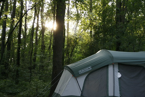 Camping 101 for city slickers