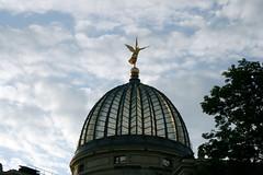 Kuppelbau der Kunsthochschule