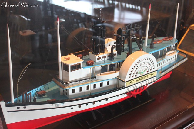 Clearman's Galley - Model Ship