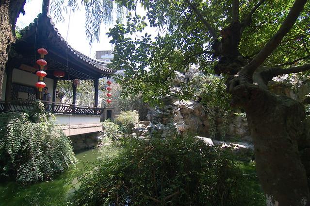 浙江西塘 西街 西園