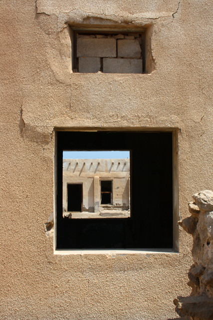 Window of Mosque
