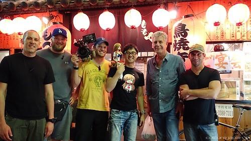 Anthony Bourdain Japan