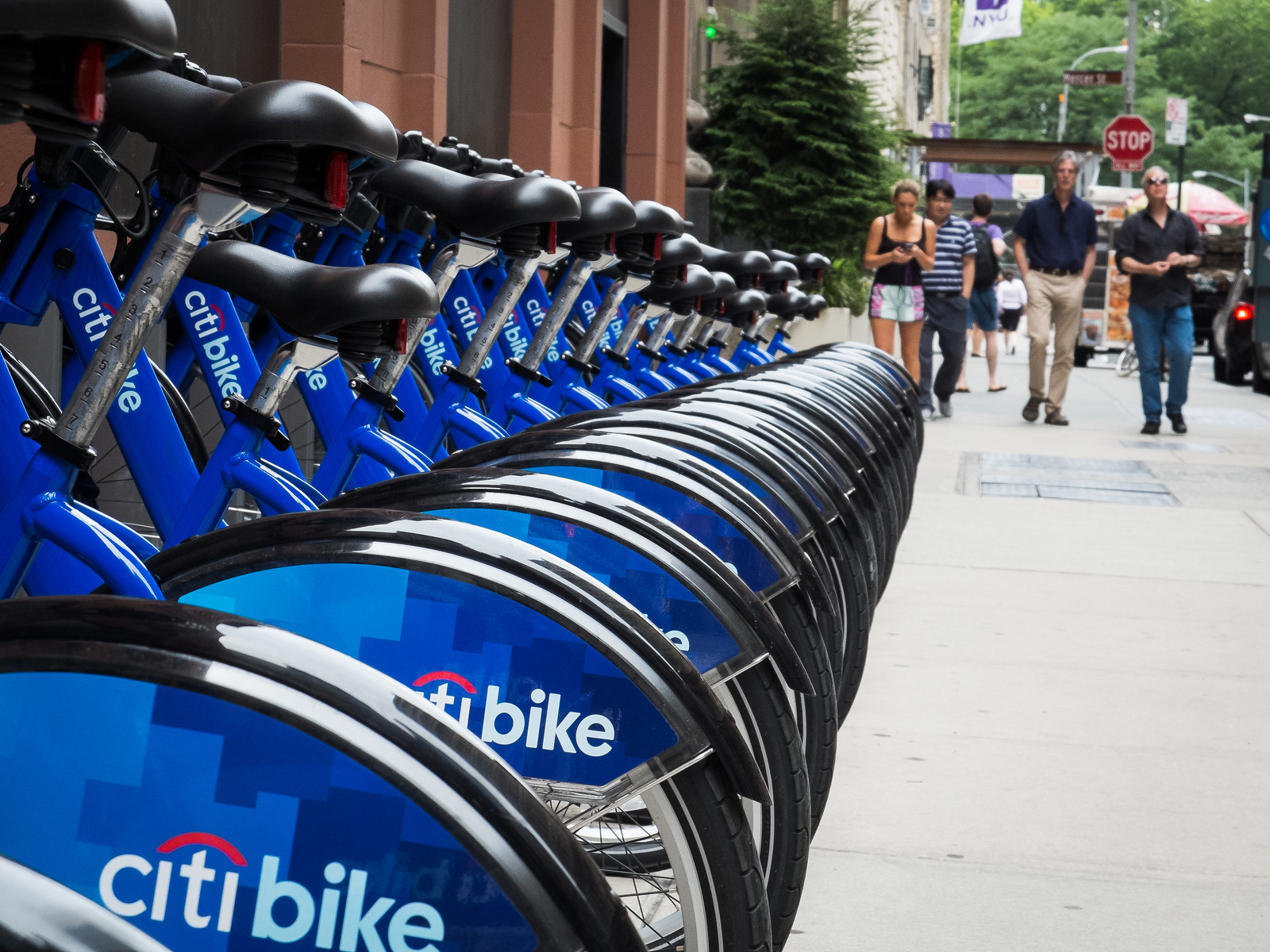 citibike0, citibike1, …, citibikeN by wwward0