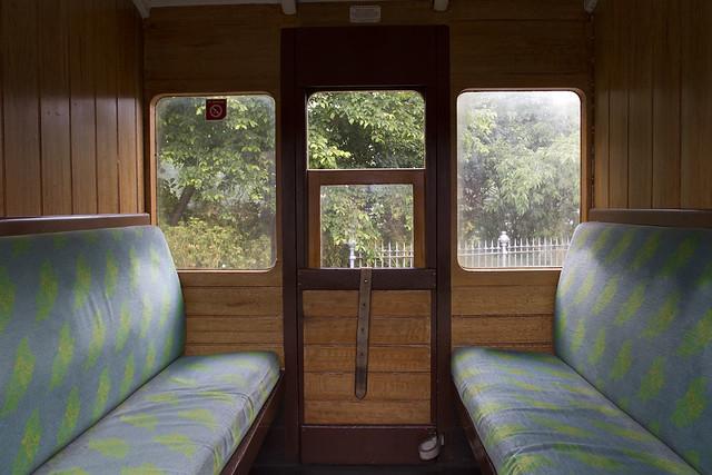 Isle of Man Railway Coach