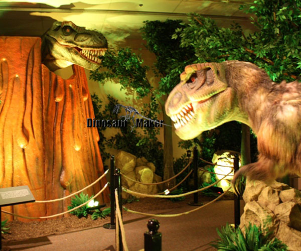 Indoor Dinosaur Exhibition