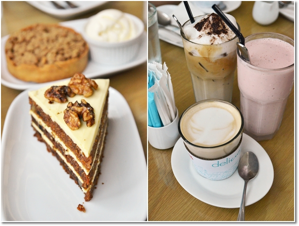 Desserts & Drinks @ Delicious