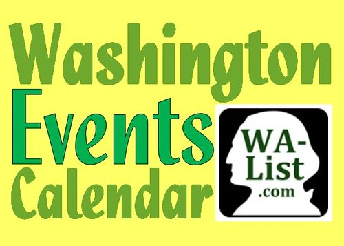 Washington state events calendar